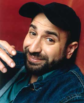 <b>Dave Attell</b> <br>Reminder Publications submitted photo