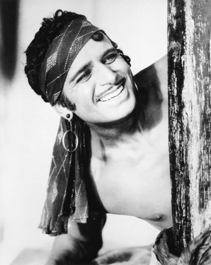 <b>Douglas Fairbanks in &quot;The Thief of Bagdad.&quot;</b> <br>Reminder Publications submitted photo