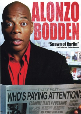 Bodden garners comparisons to comic legend Carlin alonzo.jpg