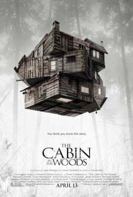 'Cabin in the Woods' provides scary surprises cabininthewoods.jpg