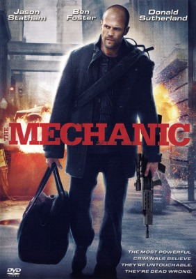 'Mechanic' gives action genre a tune up dvd.jpg