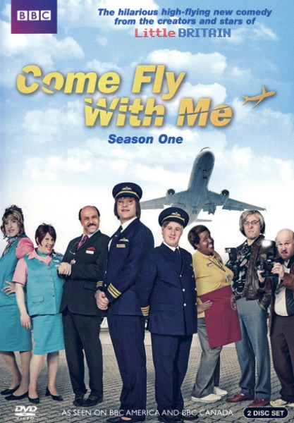 'Come Fly With Me' offers solid laughs in first season dvd_come-fly-with-me.jpg