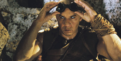 <b>Vin Diesel reprises his role as Riddick in the third installment of the film series.</b> <br>Reminder Publications submitted photo
