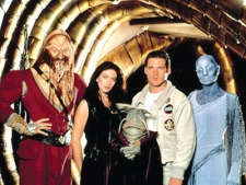 Even though it's far out, 'Farscape' is a great sci-fi romp farscape.jpg