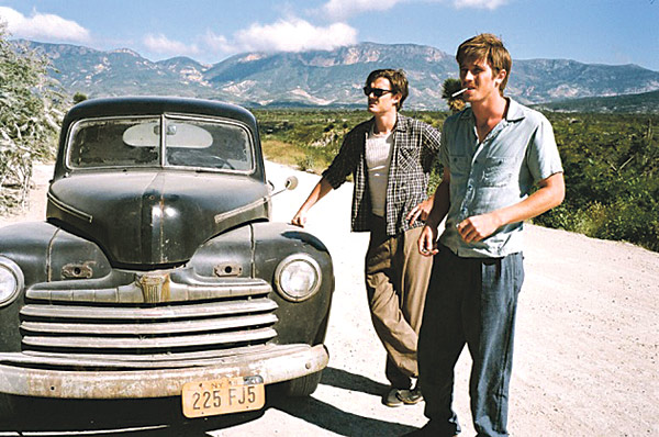 "<b>Sam Riley and Garrett Hedlund star in ""On the Road.""</b> <br>Reminder Publications submitted photo"