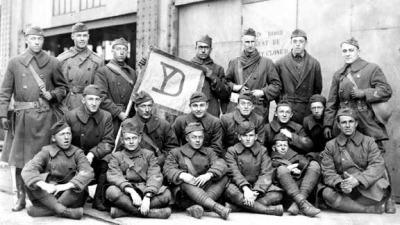 WWI documentary reveals lasting history in Europe yd-group-photobw.jpg