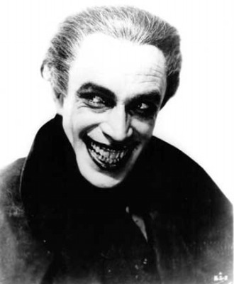 Classic silent horror flicks still a scream dvd-1-man-who-laughsbw.jpg