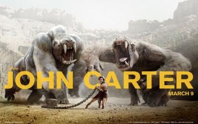 'John Carter' proves to be an enjoyable 'Boy's Life' movie  dvd-john-carter.jpg
