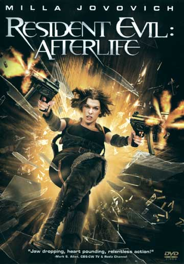 Jovovich can't overcome plot weaknesses in latest 'Resident Evil' film dvd_reafterlife_front.jpg
