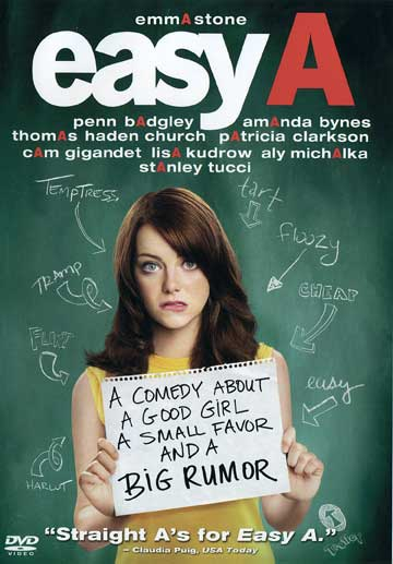Teen comedy 'Easy A' worthy of high marks dvd_easya_front.jpg