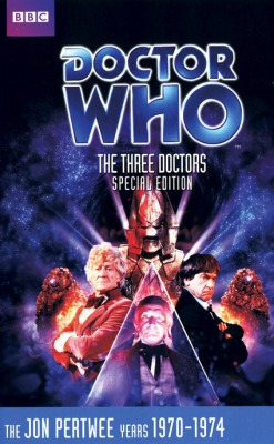 'The Three Doctors' a keeper for fans of Dr. Who series dvd-dr-who.jpg