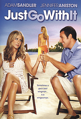Viewers encouraged to 'go with' Sandler's latest comedy dvd-just-go-with-it.jpg