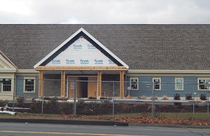 New Wilbraham police station construction remains on schedule