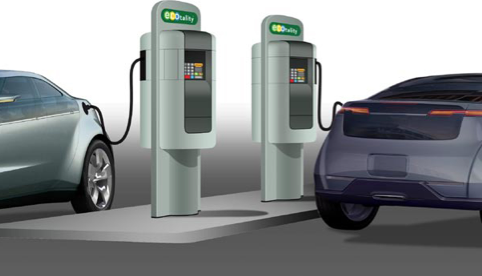 Electric car charging stations to be installed in mgm for Longmeadow motor cars enfield